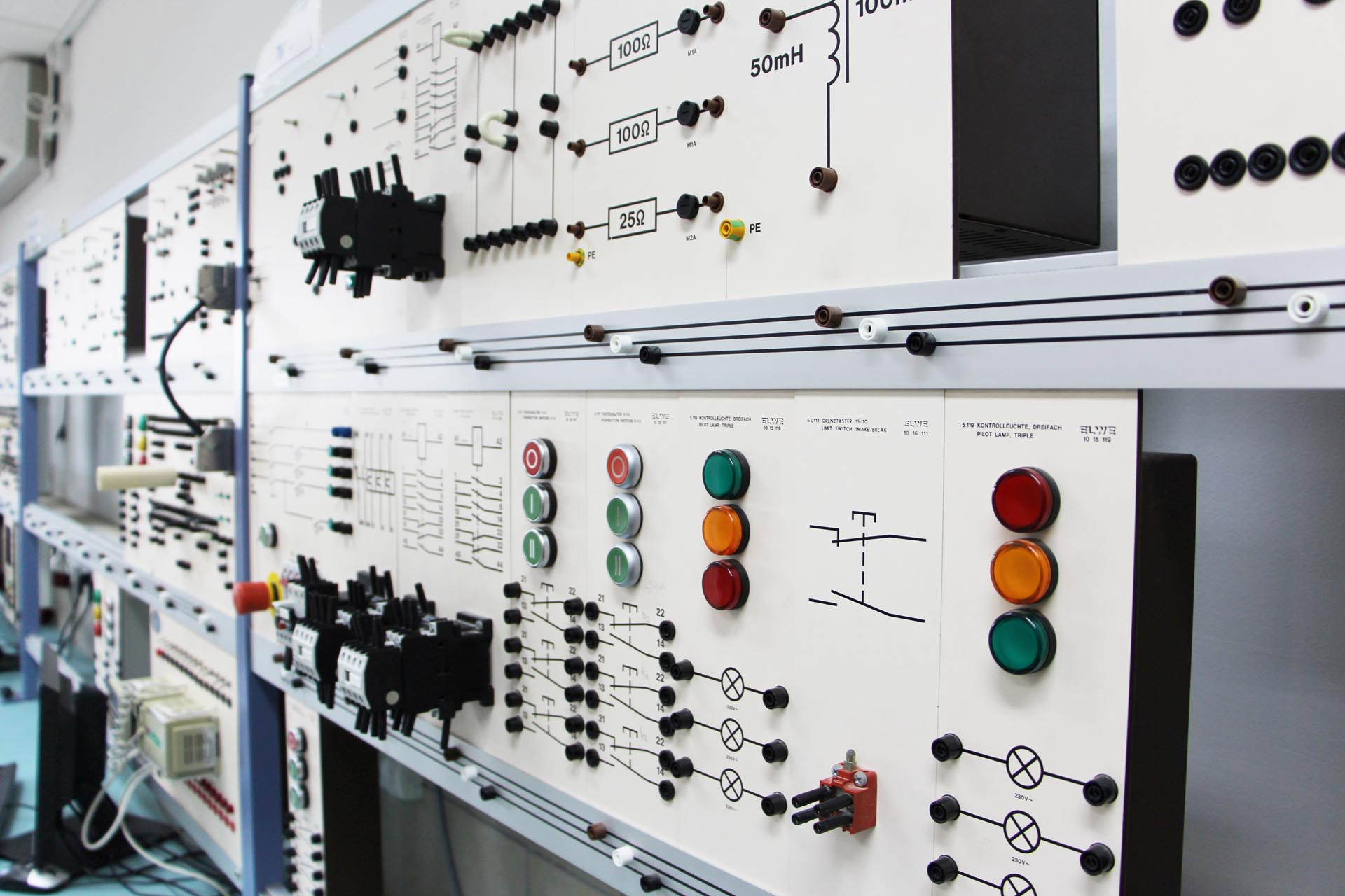 Electric Panels Adm Srl Electrical Circuit Panel